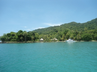 Panama Inlet