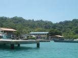 Capurgana Dock