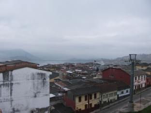View from Hostel Rooftop