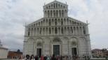 Front of Pisa Duomo