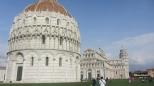 Basilica, Duomo & Tower of Pisa