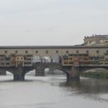 Ponte Vecchio & Arno River