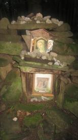 Tabernacle on Hike Trail