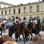 Oktoberfest Parade on Odeonsplatz_2