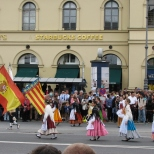 Oktoberfest Parade on Odeonsplatz_6