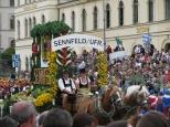 Oktoberfest Parade on Odeonsplatz_7