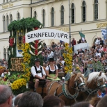 Oktoberfest Parade on Odeonsplatz_7