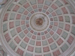 Ceiling of Monopteros
