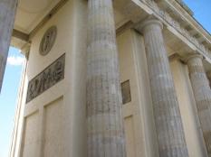 Under the Arches of Brandenburg Gates