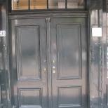 Ann Frank's House Front Door