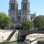 Notre Dame & River Seine