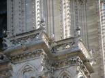 Gargoyles on Notre Dame