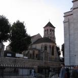 Church beside Sacre-Coeur