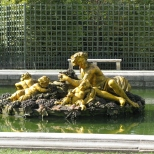 Bacchus Fountain