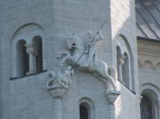 Dragon Slayer on Castle Side