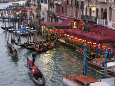 Zoom on Gondolas