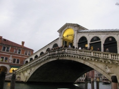 The Rialto Bridge