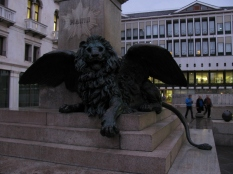 Symbol of Venice (Winged Lion)
