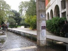 Planks for Street Flooding