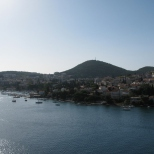 Dubrovnik from the Ship
