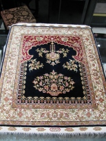 Silk Turkish Rug