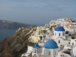 Oia and the Sea_3