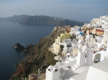 Oia and the Sea_7