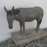 Oia Donkey
