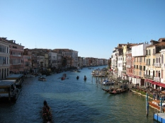 Grand Canal on Sunny Day