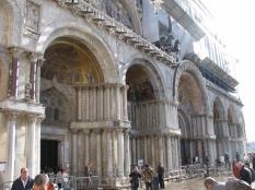 San Marco Square Church
