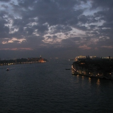 Leaving Venice at Night_2