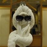 Monkey Towel