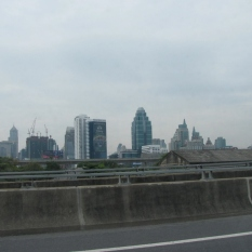 Driving into Bangkok_2
