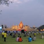 Royal Field at Sunset