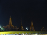 Royal Palace by night