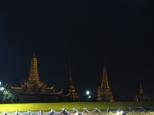 Royal Palace by night