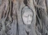 Sandstone Buddha Image