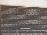 War Cemetery History