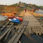 Bamboo Bridge Entrance