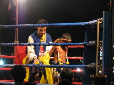 In the Ring