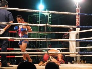 Honor in the Ring