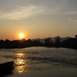 Elephant Village Sunset_2