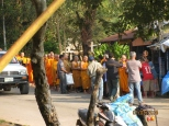 Monks Receiving Alms_2