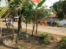 Monks Receiving Alms_4