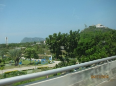 Arriving in Prachuap