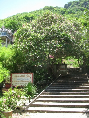 Start of Steps to Wat