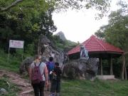 Hike Entrance