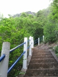 The dreaded Stairs!