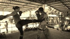 Kicking Away