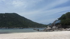Looking to Koh Tao